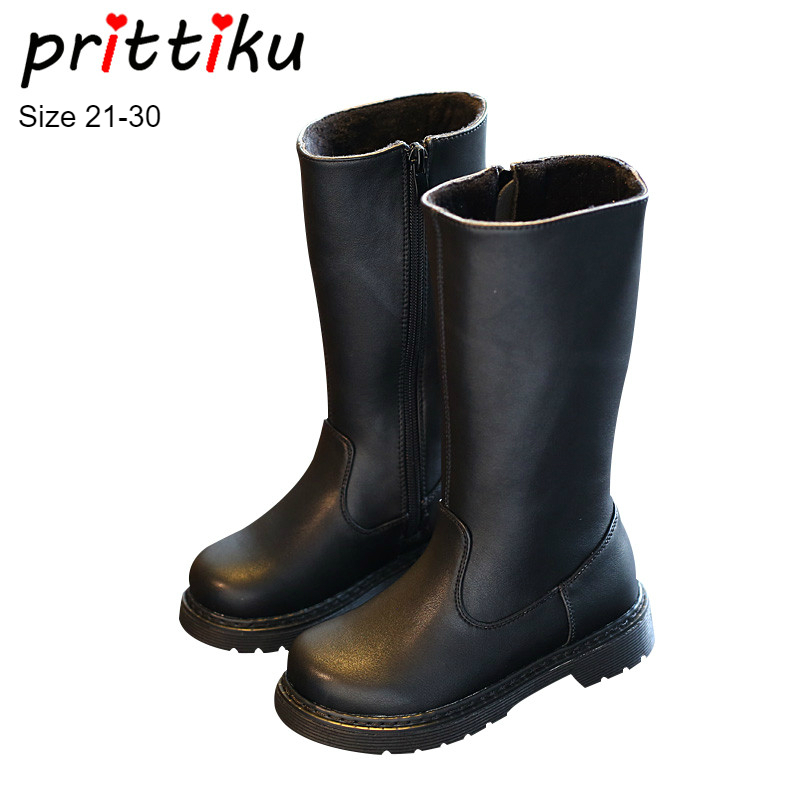 Toddlers Girls Kids Boots Riding Knee High Boots Youth and Toddlers Sizes