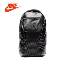 0dcd7e25df7 Original New Arrival Authentic Nike Air Jordan 12 AJ12 Black Gold Backpacks  Men's & Women's Shoulder Bags Sports Bags 9A1773-429