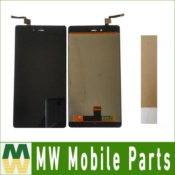 1 pc/lot Haute Qualité 5.5 Pour ZTE Nubia Z9 Max NX510J NX512J LCD Display + Écran Tactile Digitizer Assemblée noir Couleur Avec T