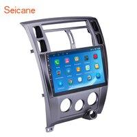 Seicane 10.1 Inch Android 7.1/6.0 Car Stereo Bluetooth Radio Player For 2006 2013 Hyundai Tucson LHD GPS Navigation Quad Core