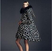 Latest Women Fashion Winter Down jacket Hooded Fur collar Cloak Pregnant Women Leisure Big yards Coat Slim thick Warm Coat G2269