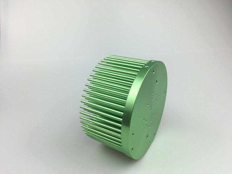 Side Flat Cold Forging Heatsink For Led Light Pin Fin