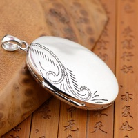 Deer King silver silver wholesale S925 Sterling Silver Pendant gawu box can be opened for reading essential magic