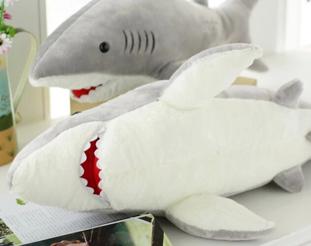 Shark doll / Creative Pillow