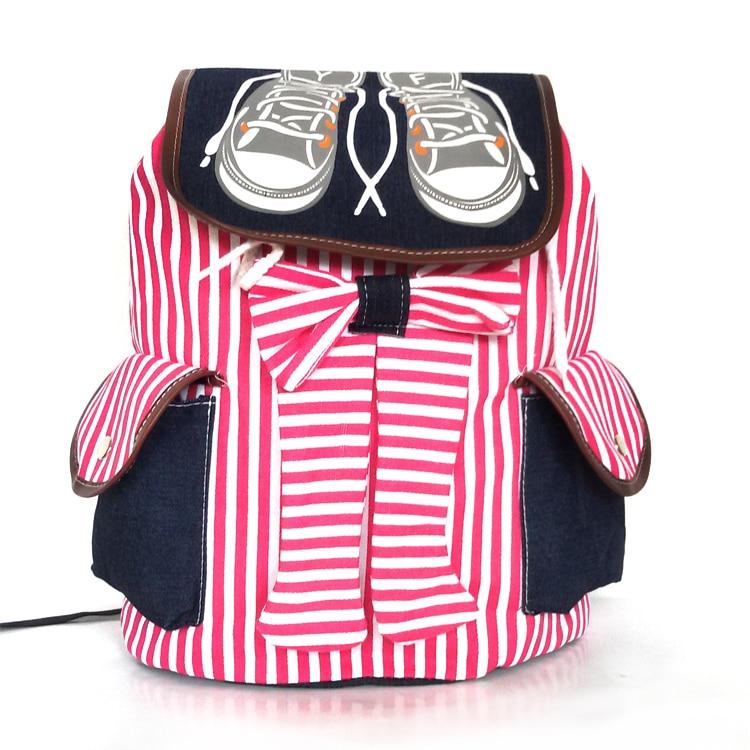 14e655473ec New Hot Sale Floral Printing Backpack Upgrade Canvas Women Backpacks  College Girls  School Bag Good Backpacks Women Rucksack-in Backpacks from  Luggage ...