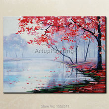 Hand painted Canvas Oil painting Wall Pictures for Living room wall decor art canvas painting palette knife landscape painting 8 hand painted canvas oil painting wall pictures for living room wall decor art canvas painting palette knife landscape 50