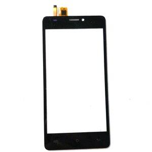 Image 1 - คุณภาพสูงสำหรับ BQ BQS 5005L BQ5005L BQ 5005L Intense BQ 5005L Touch Screen Digitizer สีดำสีเทป