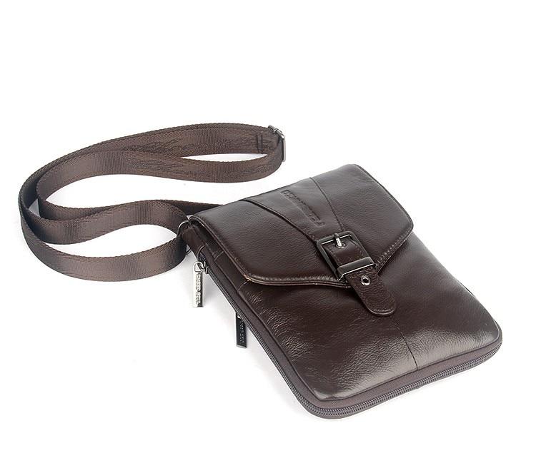 qualidade casual messenger bag para viagem frete grátis