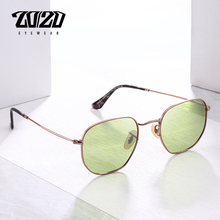 20/20 Brand Unisex Sunglasses Men Polarized Vintage Square Retro Sun Glasses for Women Metal Eyewear Gafas 17033 2