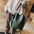 Винтажные кожаные сумки через плечо с каменным узором для женщин 2020 новая сумка на плечо модные сумки и кошельки сумки на молнии
