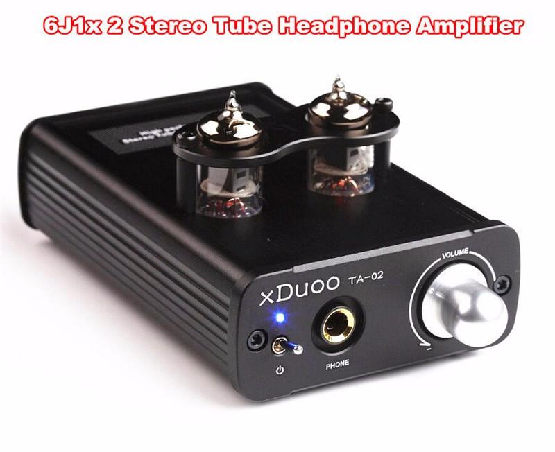 xDuoo-TA-02-6J1x-2-Stereo-Vacuum-Tube-Headphone
