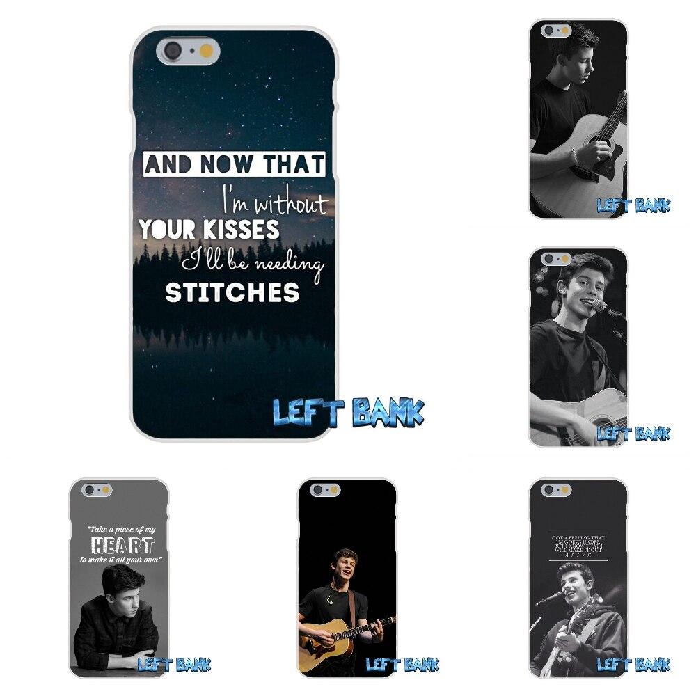 For Samsung Galaxy A3 A5 A7 J1 J2 J3 J5 J7 2015 2016 2017 Shawn Mendes Soft Silica Gel TPU Phone Case Silicone Cover
