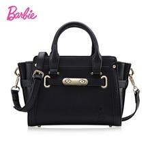Barbie 2017 New Arrivel Women Shoulder Bag PU Leather women handbag fashion Crossbody Bags
