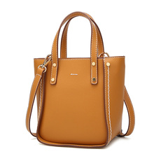 Vintage Tote Bag Women Shoulder Bag Female Causal Totes for Daily Shopping All-Purpose High Quality Handbag Messenger Bag Ladies fashion new large and cheap women bag high quality pu leather female shoulder bag vintage brown solid handbag for shopping daily