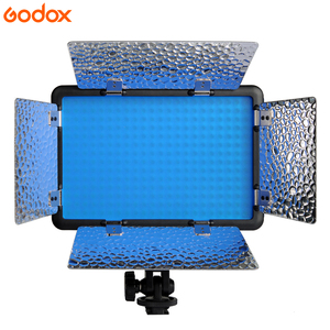 Image 3 - Godox led 308 w ii 5600 k branco led de controle remoto estúdio vídeo profissional luz + adaptador ac venda quente