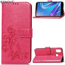 For ASUS Zenfone Max M1 ZB555KL Case Soft Silicone Leather Wallet Anti-knock Case For ASUS Zenfone Max M1 ZB555KL Phone Bag Case все цены