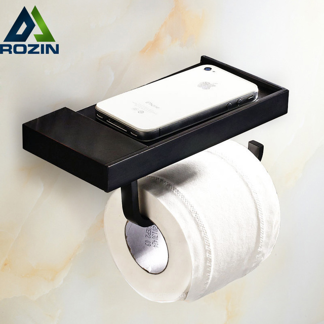 oil rubbed bronze toilet paper holder. Free Shipping Wholesale And Retail Oil Rubbed Bronze Unique Toilet Paper Holder Wall Mounted Bathroom Roll O