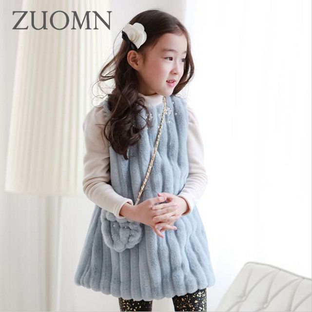 ad372830c Princess Dress Baby Girls Kids Children Dresses Winter Dress Little ...