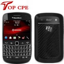 D'origine BlackBerry Bold Touch 9930 Débloqué Mobile Téléphone Interne 8 GB Mémoire 5MP Appareil Photo 3G Smartphone