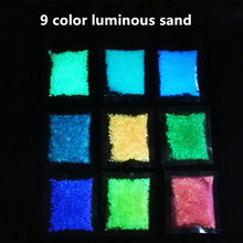 Glow Gravel Luminous Noctilucent Sand Fish Tank Aquarium Fluorescent Particles Party Decoration DIY Glow in the Dark(China)