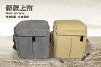 Hot Sale Camera Canvas Case Bag For Nikon Coolpix L120 L110 L830 L820 L810 L320 L310