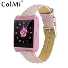 ColMi Female font b Smartwatch b font VS06 CPU 2502C For iOS Android Push Message Bluetooth
