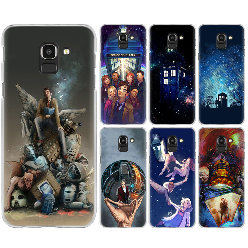 Phone Bags & Cases Cellphones & Telecommunications 54we Box Doctor Who Soft Silicone Tpu Cover Phone Case For Samsung A3 2016 A5 2017 A6 Plus A7 A8 2018 A9 Star Lite