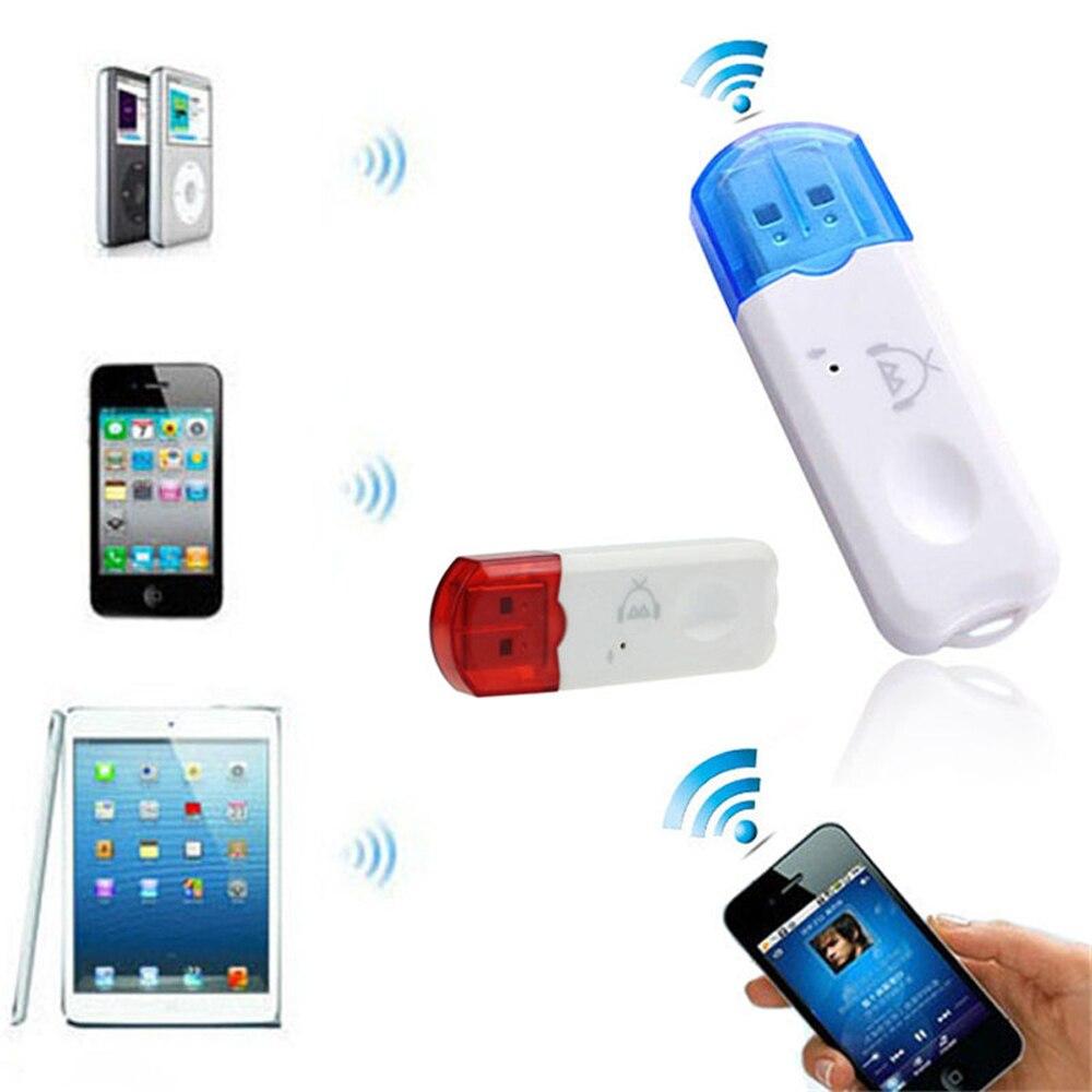 Mini Blutooth Stereo Musik Wireless Sound Auto Usb Bluetooth Audio Adapter Empfänger Für Kopfhörer Empfänger Lautsprecher A2dp Dongle Unterhaltungselektronik