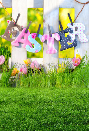 1.5X2.2M vinyl photography backdrop newborn easter scenic computer print thin background for photo studio Customize F069 newborn photography background blue sky white clouds photo backdrop vinyl balloons scattered petals backgrounds for photo studio