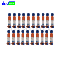 20pcs/lot TP-2500 5ml Loca UV Glue Liquid Optical Clear Adhesive TP2500  Glass Phone Sealant Screen Repairing Tool Repair цена