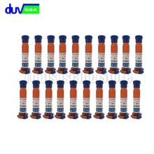 20pcs/lot TP-2500 5ml Loca UV Glue Liquid Optical Clear Adhesive TP2500  Glass Phone Sealant Screen Repairing Tool Repair
