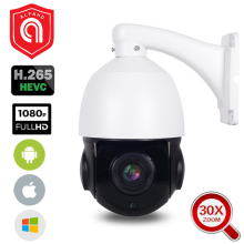 HD 1080P 5MP PTZ IP Camera Onvif 30X Optical ZOOM Infrared Waterproof IP66 Mini Speed Dome 2MP 5MP CCTV Security Camera Outdoor кроссовки asics asics as455ambrms1