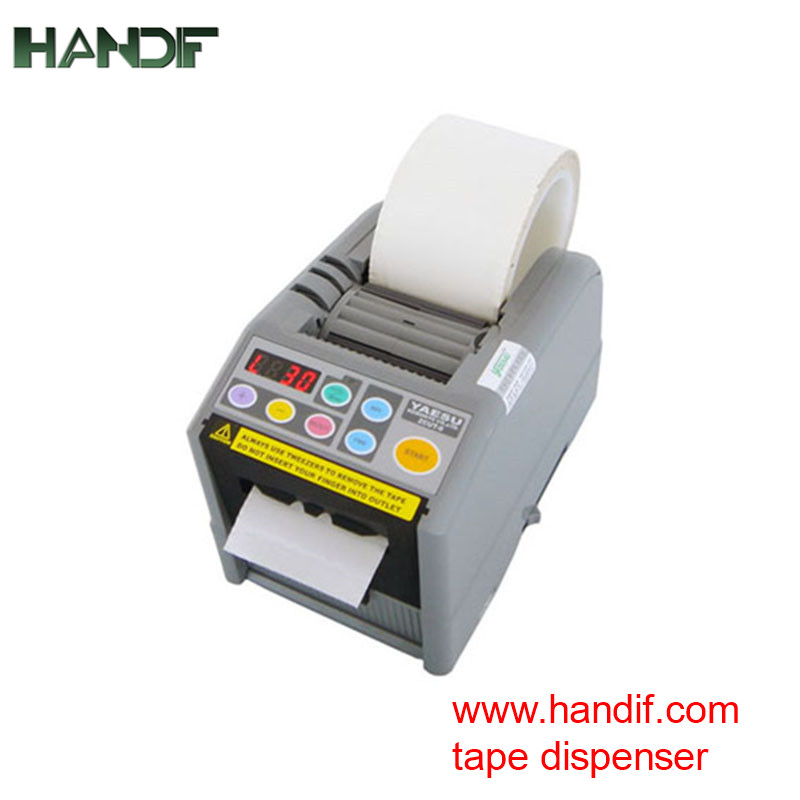 Handif Automatic  tape dispenser zcut-9 with  tape dispenser cutting blade newest automatic tape dispenser tape cutter zcut 9 memory function