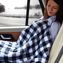 Car Supplies Winter Hot Lattice Energy Saving Switch Control Constant Temperature Heating Blanket Electric