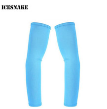 ICESNAKE Sunscreen Outdoor Sports Arm Warmer Motocycle Cycling Hiking Running Stockings Sun Protective Warmers