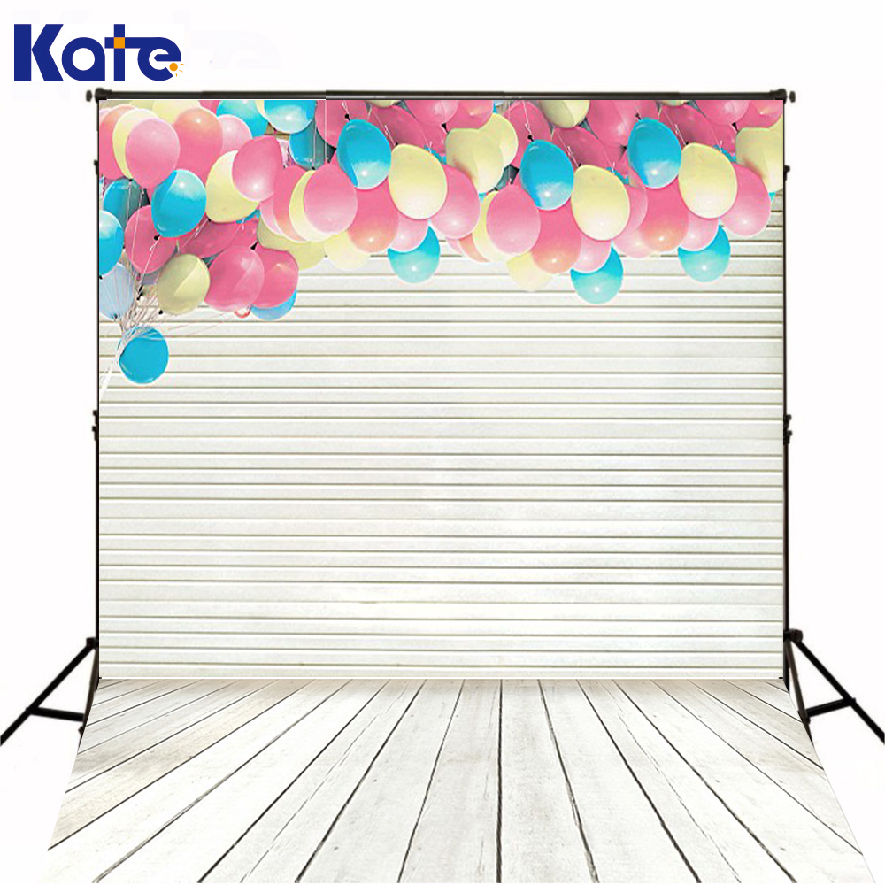200Cm*150Cm Kate Digital Printing Backgrounds Wood Strip Flooring Wall Gap Balloons Photography Backdrops Photo Lk 1340 215cm 150cm backgrounds blossom petals colorful colorful floral scent the air tricks slim co photography backdrops photo lk 1135