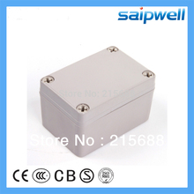 Saipwell abs enclosures for electronics cable connect distribution box  IP66 65*95*55 DS-AG-0609