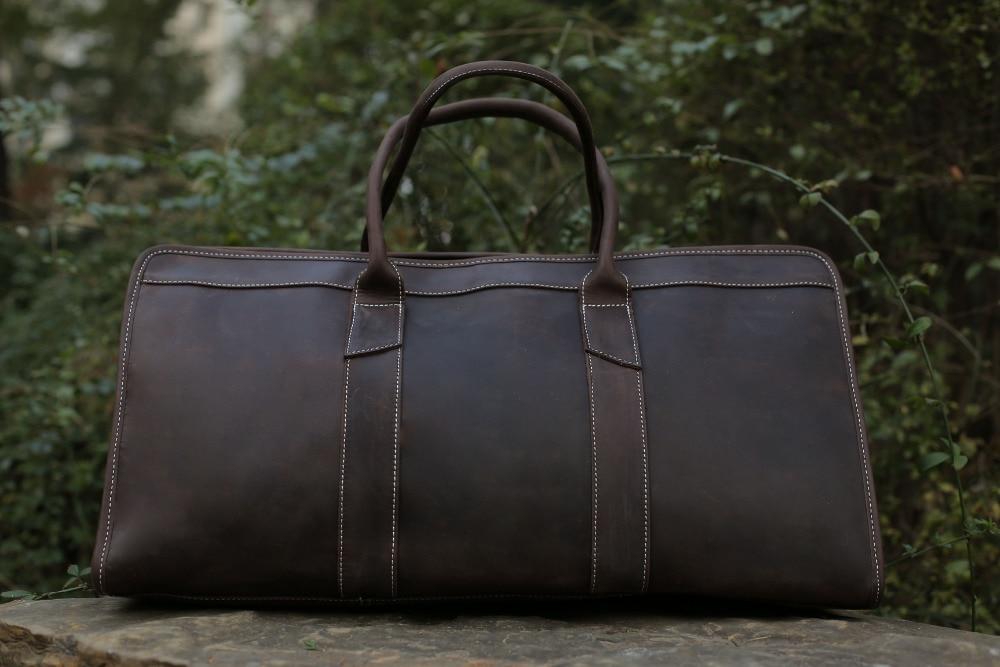 ROCKCOW Μεγάλη χωρητικότητα μόδας γνήσια - Τσάντες αποσκευών και ταξιδιού - Φωτογραφία 6