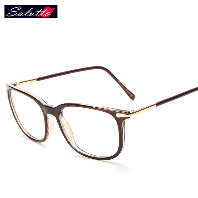 473634b92ac SALUTTO Nerd Vintage Optical Glasses Eyeglasses Frames For Men And Women  Montures De Lunette Prescription Eyewear