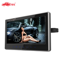 1336 768 11 6 Inch Ultra Thin HD Screen Portable Car Headrest DVD Monitor Support USB