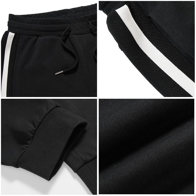 Pioneer Camp schweiß hosen männer marke kleidung frühjahr männlichen jogginghose top qualität schwarz jogger Neun minuten hosen AZZ701004