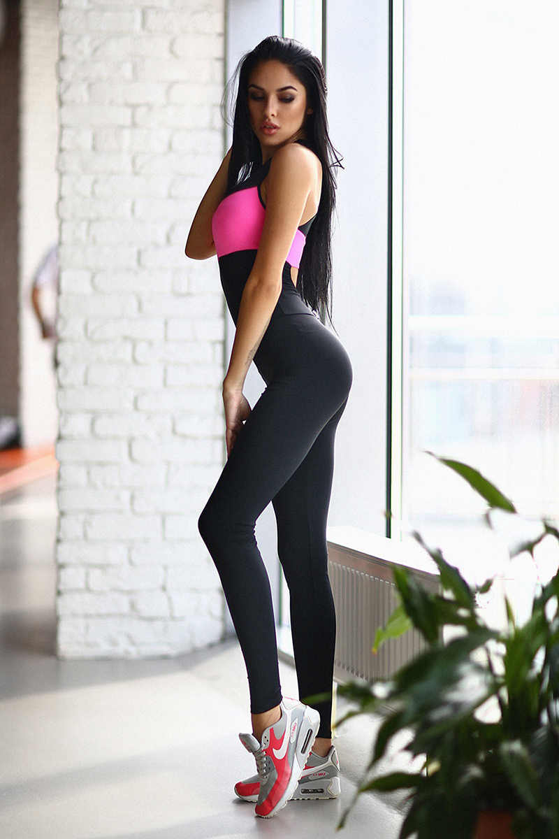 53a1ca61faa ... Summer Women Bandage Rompers Bodysuit Overalls Tracksuit Gyms Fitness  Bodycon Strapless Jumpsuit Backless Woman Playsuit ...