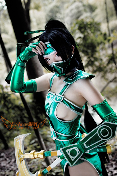 League Of Lol Akali Classic Sexy Cosplay Akali Costume Custom Size Hademade Cosplay Clothing With Weapon Wig