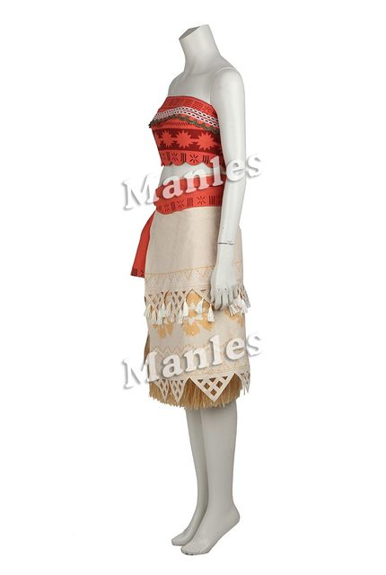 1576088c524 Online Shop Manles Moana Ccosplay Costume Hot Movie Cosplay Clothing ...