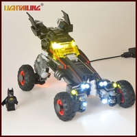 Led Light Up Kit For Lepin 07045 Compatible With Lego 70905 The Batman Robbin S Mobile