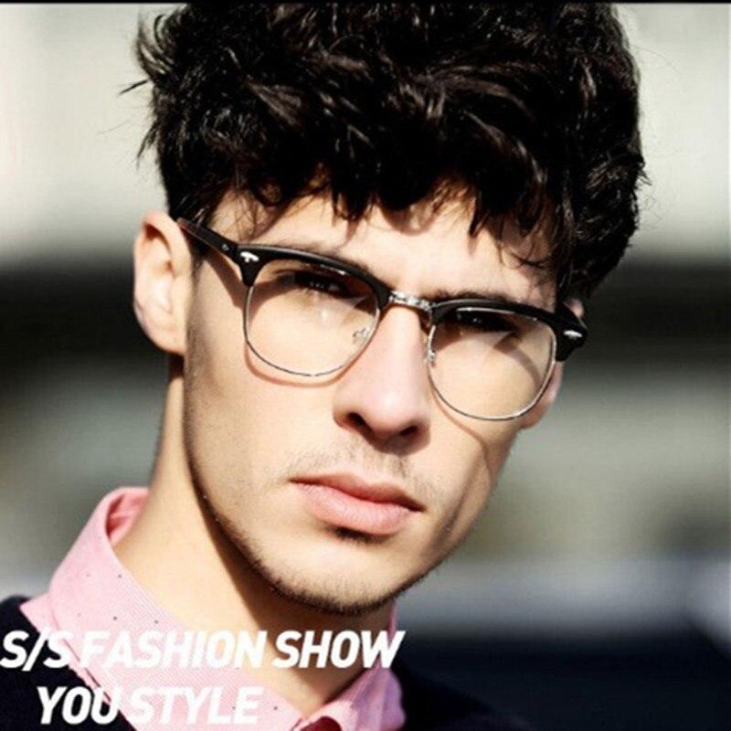 12f8934cc859 Vintage Classic Optical Glasses Women Men Eyewear Frames Myopic Eye Glasses  Frames For Men Female Male Eyeglass Spectacle Frame