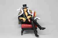 Anime Figure 14CM One Piece Marco Extra Closet Re Members Log Rob Rucchi PVC Action Figure