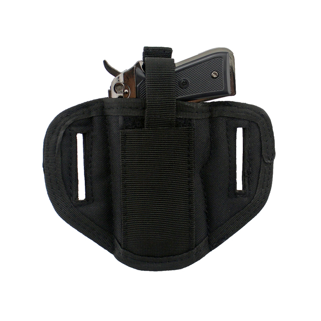 6 Position Ambidextrous Concealment Holster for Compact Subcompact Handguns Concealed Belt Holster for Right Left Hand Draw 3