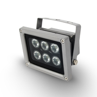 Waterproof 4mm 6mm Array White lights LED Lamp fill light Night Vision for CCTV Security Monitor