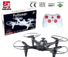 Free shipping RC drone X162 4 CH 2.4GHz 3D helicopter with camera with Headless System 6-Axis rc quadcopter 2MP VS X600 SYMA X5C